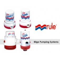 RULE - Bilge Pumping Systems