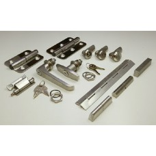 Marine Stainless Steels and Fitting